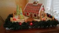 Casa galletas gengibre