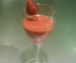 Gazpacho de frutas dulces