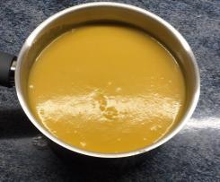 Variaciones Crema calabaza
