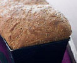 Pan de molde enriquecido con semillas de sésamo