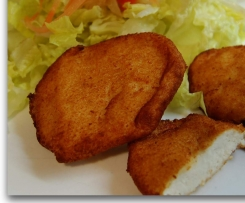 Nuggets de pollo y queso (sin lactosa)
