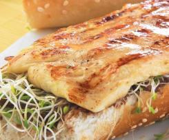 Receta Baguette de Pollo