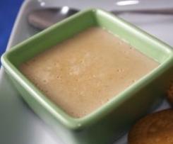Crema de galleta maría