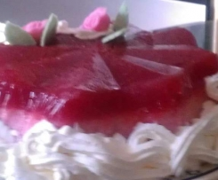 Clon de Tarta de mouse de fresas
