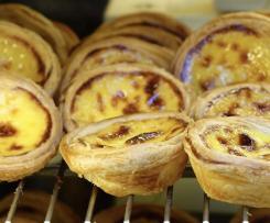 Pasteles de Belén de Portugal