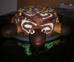 tarta de tortuguita