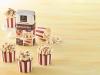 Cupcakes con palomitas y toffe salado Gallo ®
