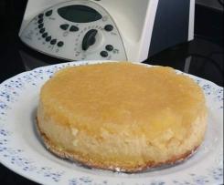 tarta de manzanas y almendras con canela