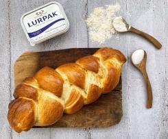 Pan de leche y mantequilla Lurpak ®