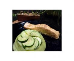 Salmón con puré de hortalizas (formateada)