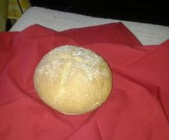 Pan con salvado de avena - NO DUKAN (o sólo estabilización)