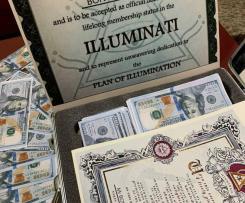 illuminati initiation