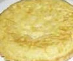 Tortilla de patata Leyre