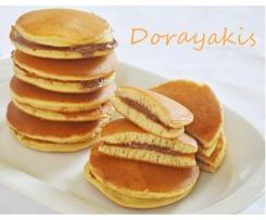 Dorayakis de Doraimon.