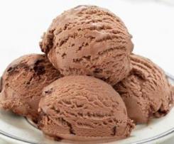 Variaciones Helado de chocolate con leche