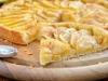 Pastel de manzana con edulcorante