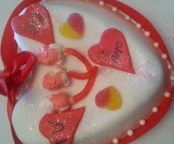 Receta para dos: Bizcocho de chocolate y nueces amoroso