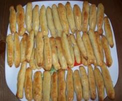 Bastoncillos de patata y queso