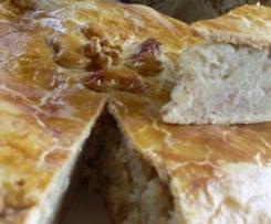 Empanada patata y bacon