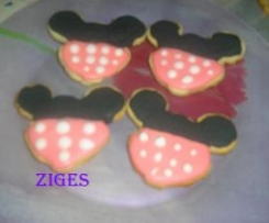 GALLETAS DE MINNIE