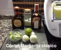 Cóctel Margarita clásico
