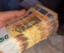Billetes falsos de alta calidad