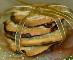Pastas Florentinas de Chocolate