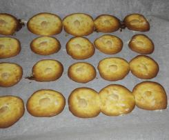Galletas-pastas sin gluten, sin azucar