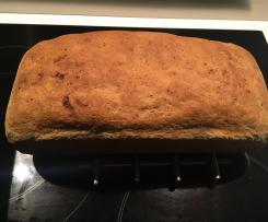 Pan de Molde integral con semillas de Chia