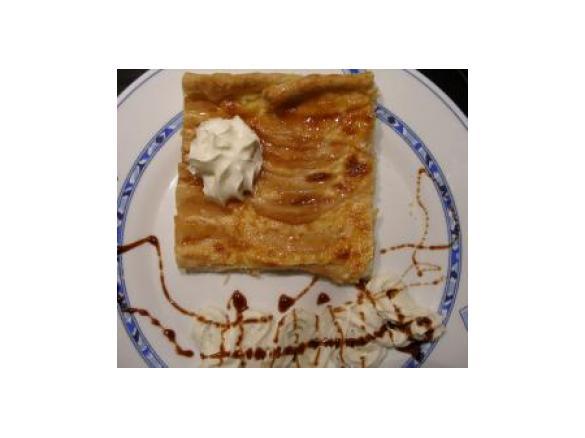 Tarta de hojaldre y manzana facil y rapida por mavi69 la - Reposteria facil y rapida ...