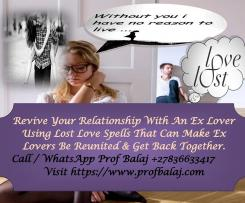 Best Online Lost Love Spells Caster - Love Spells to Make Someone Love You Call +27836633417