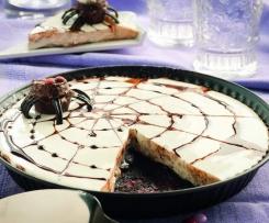Cheesecake telaraña (sin horno)