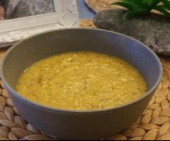 Potito de quinoa y verduras al vapor