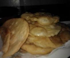 COQUETES FREGIDES (MASA FRITA DE PAN)