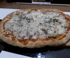 Masa Pizza estilo telepizza (mejorada)