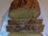 Bizcocho de zanahoria (sin gluten y sin lactosa)