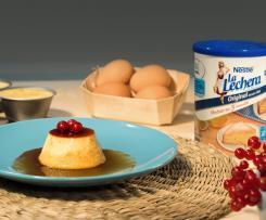 Flan de huevo y leche condensada La Lechera ®