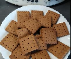 Galletas de dulce de leche (Con espelta)