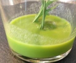 Gazpacho Verde espinacas y más