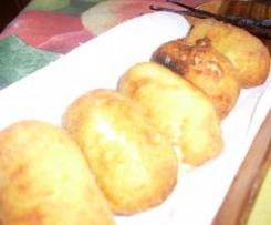 """Croquetas pollo """"al ajillo"""""""