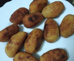 Croquetas de Jamón Cookinando