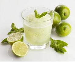 Sorbete de mojito