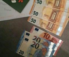 Comprar billetes falsos