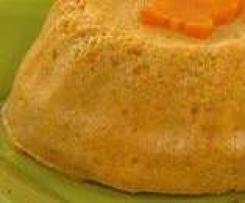 Variación de Flan de zanahorias