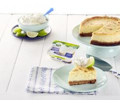 Cheesecake con lima de Arla ®