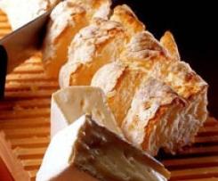 Pan de barra sin Gluten