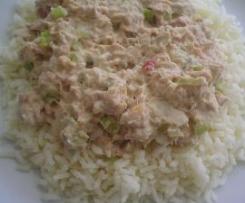 arroz con bonito