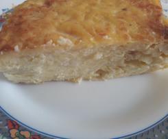 Pastel de Coliflor y Patata