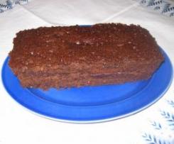 BIZCOCHO DE CHOCOLATE EN MICROONDAS (RÁPIDO Y MUY RICO)
