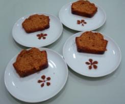 PLUM-CAKE DE ACHICORIA Y JENGIBRE